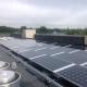 Solar Array on Lineweaver Apartments